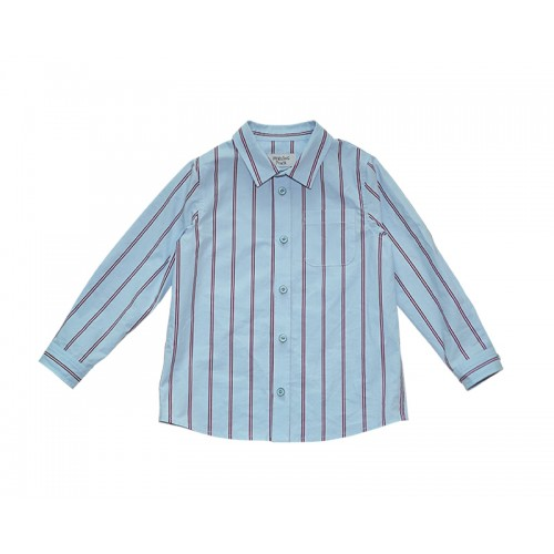 STRIPE SHIRT(BLUE) - 2만원 균일가