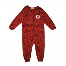 MONSTER JUMPSUIT (RED)
