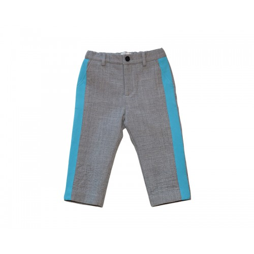 LIMITED SUIT PANTS (GREY)