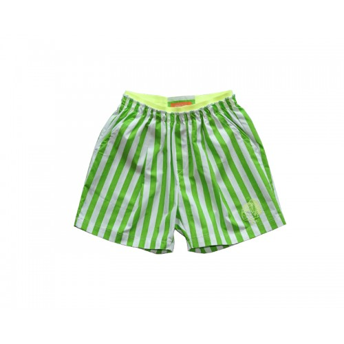 SUMMER STRIPE PANTS (GREEN) - 50% 할인