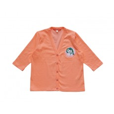 SUMMER CARDIGAN (NEON ORANGE)