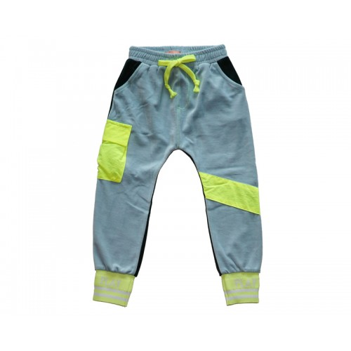 PLAY TRACK PANTS (BLUE)- 50% 할인