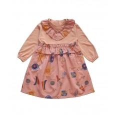 MY UNIVERSE DRESS (PINK)