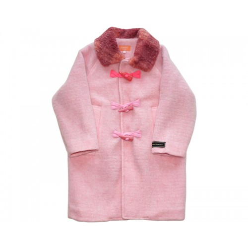 CANDYFLOSS COAT (PINK)
