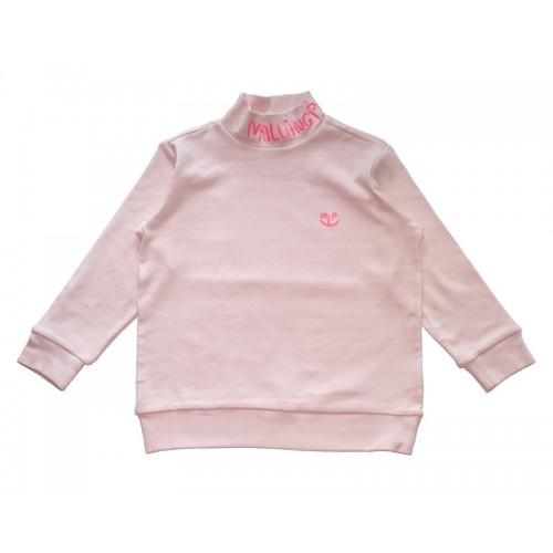 MALLANGPEACH TURTLENECK (PINK) - 50% 할인