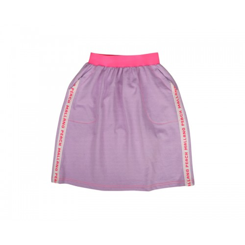COLOUR PLAY SKIRT (PINK)