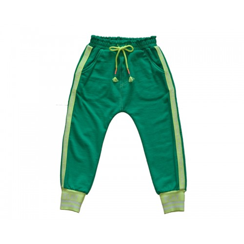 COLOUR PLAY PANTS (GREEN)