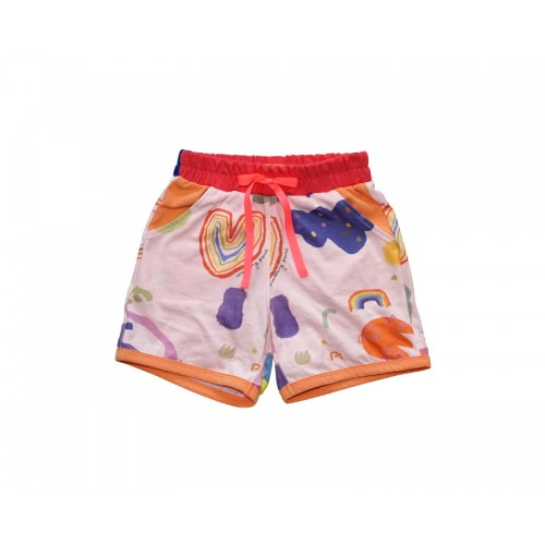 MY RAINBOW SHORTS (PINK)