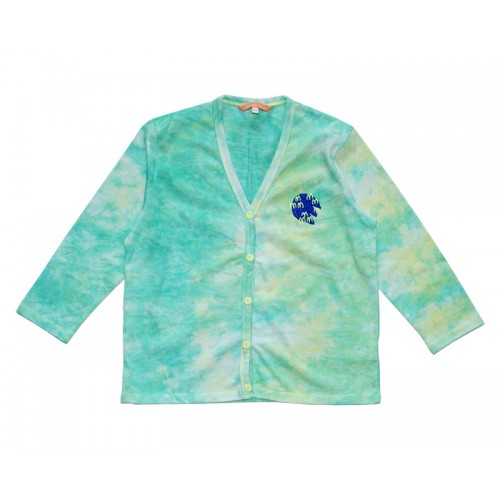 AURA CARDIGAN (GREEN) - 30% 할인