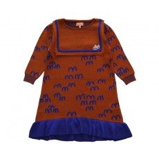 MM KNIT DRESS (BROWN) - 20% 할인