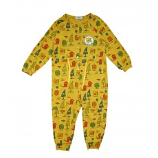 MONSTER JUMPSUIT (YELLOW)